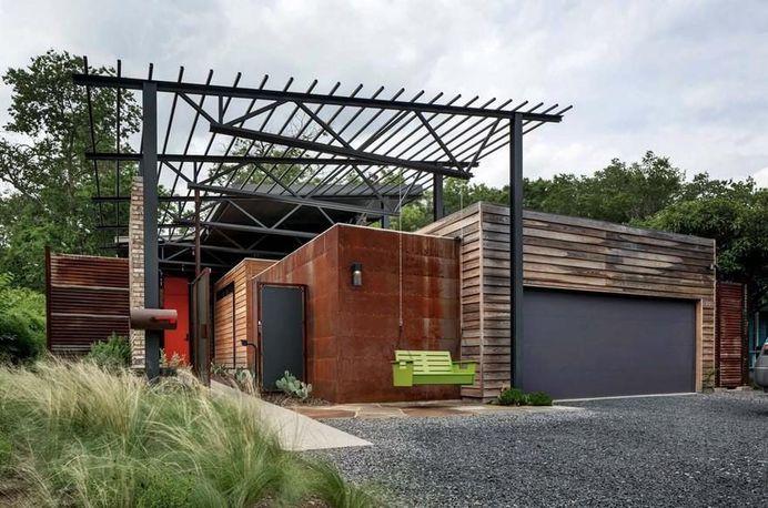 Bonita Residence by Domiteaux + Baggett Architects