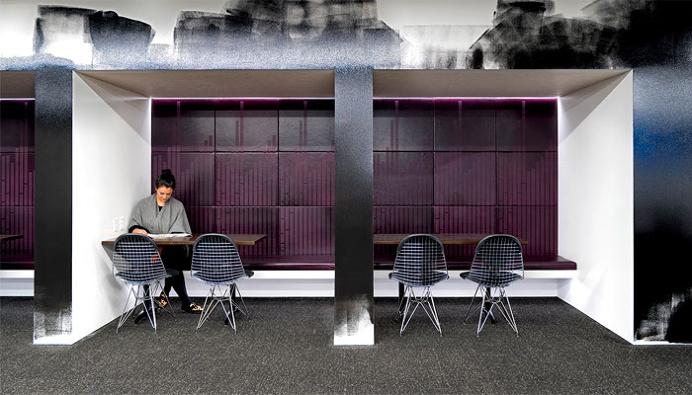 Office Design Concept by Studio O+A - #office, #interior, #decor