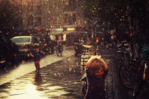 lukas kozmus #kids #photo #rain