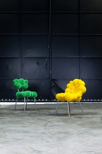 Salone Milan 2012 Preview: #chairs