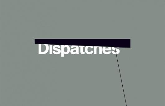Spin — Dispatches #logotype #identity #branding