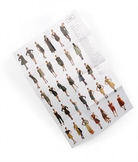 Lorick FW09   RoAndCo Studio #fashion #print