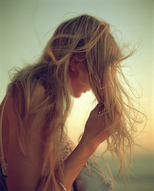 I love photos of hair like this. #hair #portrait #pretty #girl
