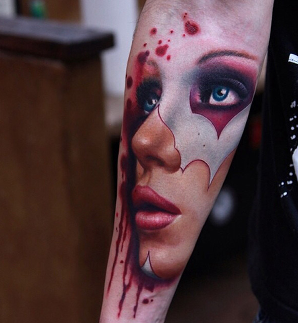 55+ Awesome Forearm Tattoos #forearm #tattoos