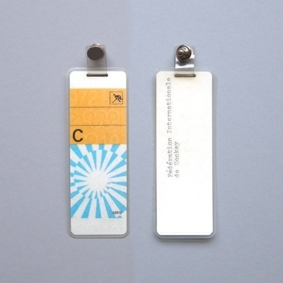 Otl Aicher 1972 Munich Olympics - Identification #otl #1972 #aicher #olympics #munich
