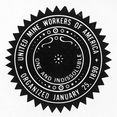 barretto #union #emblem #workers #mine