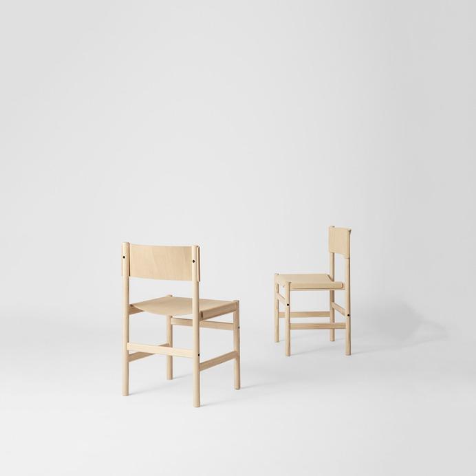 Soft Chair by Thomas Bentzen