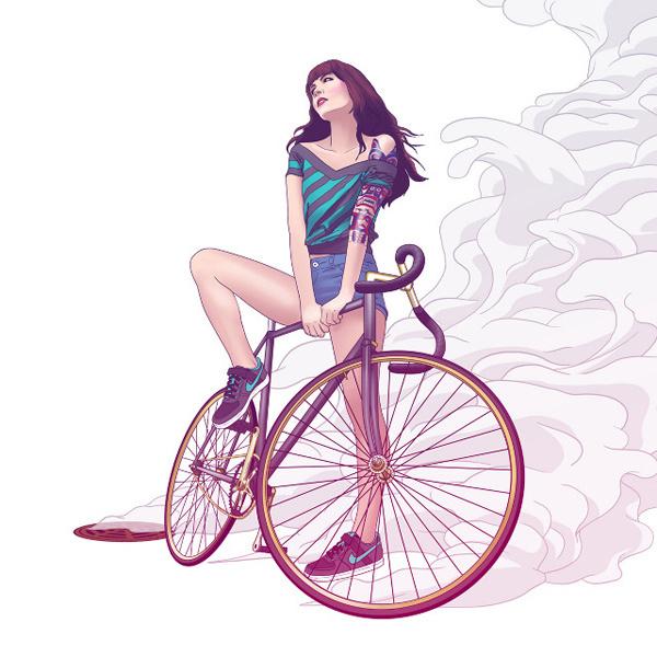 Francis Kmiecik #illustration #illustrazione