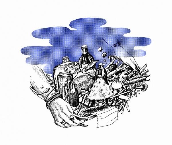 BITNB 2011 – Justin Blyth #illustration #drugs