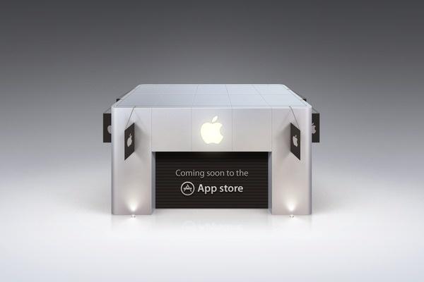 Appstore_soon_big2 #store #app #design #ui