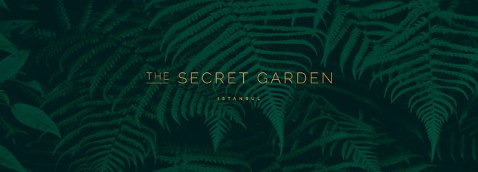 The Secret Garden on Behance