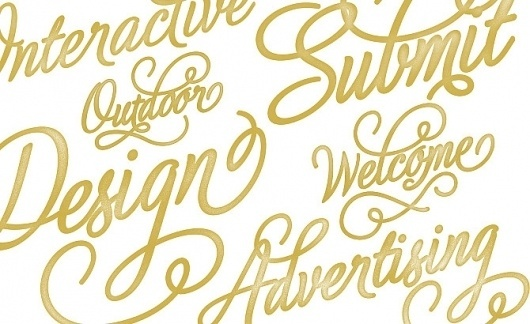we love typography. a place to bookmark and savour quality type-related images and quotes #lettering #script #hand #typography