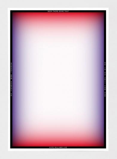 Hype Williams « FEIXEN: Design by Felix Pfäffli #risograph #sdpol #poster #plakat #light