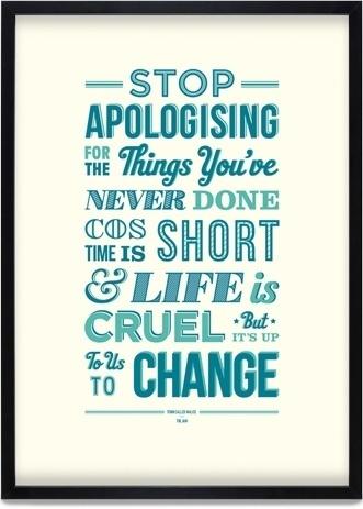 Change Posters | KentLyons #buy #jam #lyrics #charity #change #poster #typography