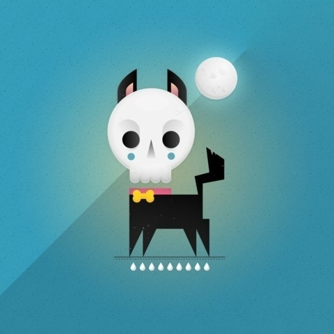 9 Lives by bluretina - Screenfunk #apple #screenfunk #ipad #iphone #bluretina #ios #wallpaper