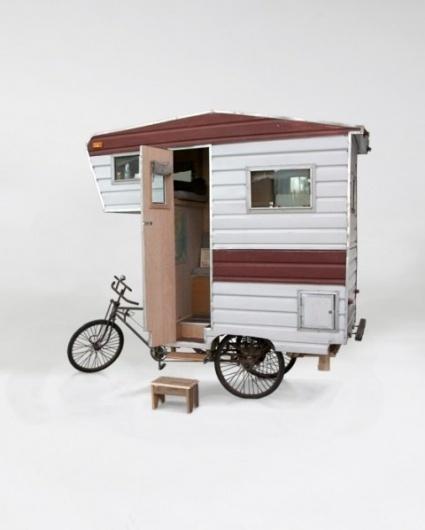 swissmiss   Camper Bike #camper #bike
