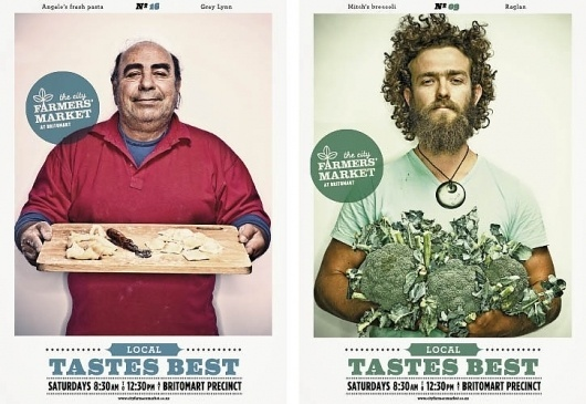 SPECIAL GROUP / WORK #market #food #photography #farmers #typography