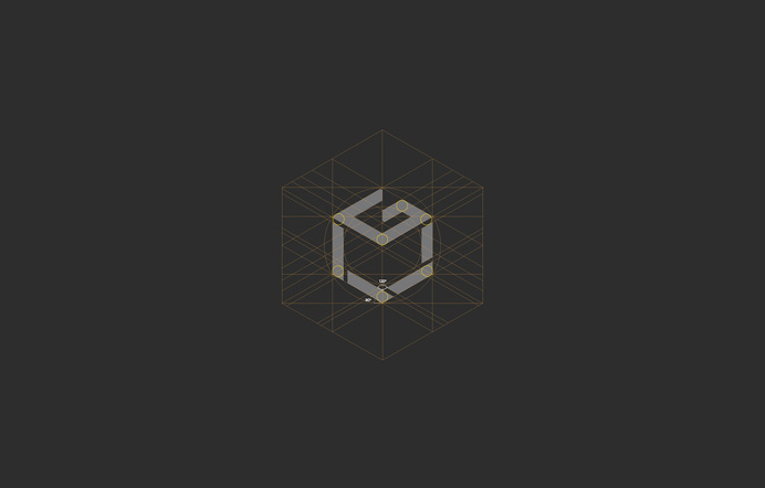 logo #mark #gird #construction #ratio #system #brand #symbol #golden #logtype #logo