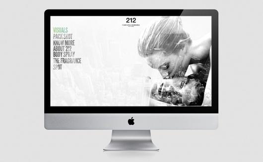 Carolina Herrera 212 Body Saprayalexdalmau.com   alexdalmau.com #carolina #herrera #212 #microsite #fragrance #york #new