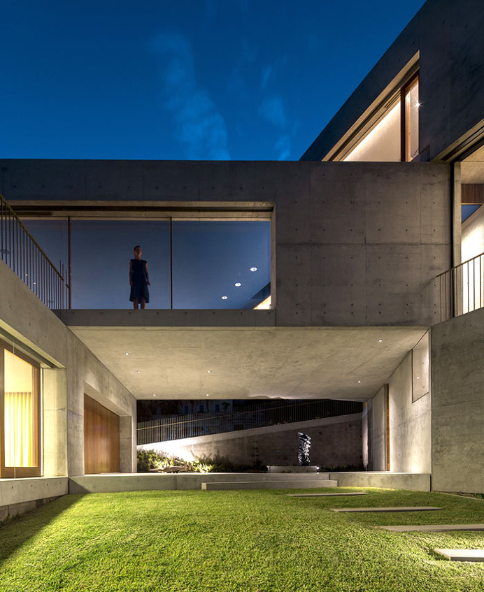 Balmoral House and the Beauty of a Lifetime Art Collection - architecture, house, house design, dream home, #architecture