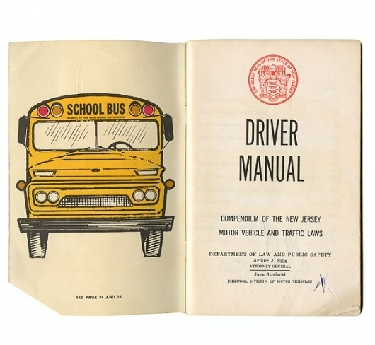 #81 / Driver Manual - Neche Collection