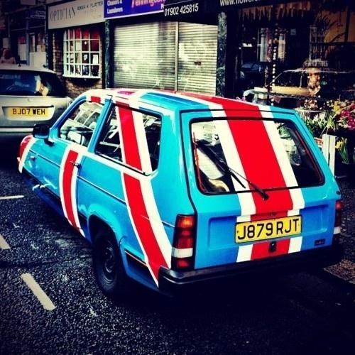 BEZALEL #union #retro #random #jack #street #car