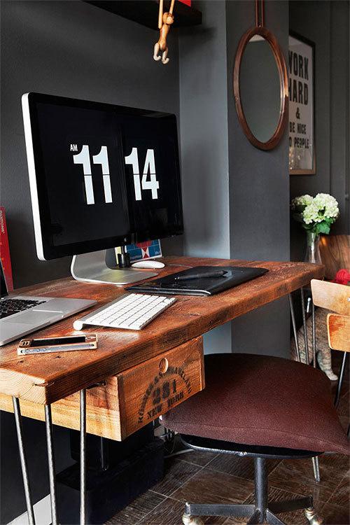 CJWHO ™ (Workstation) #design #interiors #wood #table #workstation