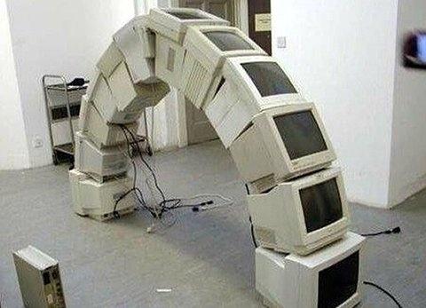 FFFFOUND!   h/e #computer #fun #monitor