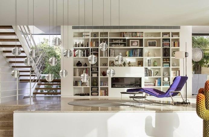 Mediterranean Villa by PazGersh Architecture + Design LTD #interior #design #ideas #architecture #villa