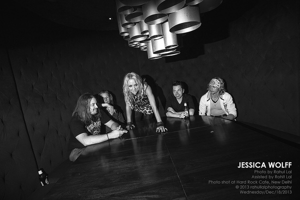 Jessica Wolff (Finland) #live #lal #gig #photoseries #photostory #music #new #wolff #delhi #indian #december #musician #rahul #finnish #2013 #finland #photography #jessica #empty #band #table #india #the #portrait #photographer