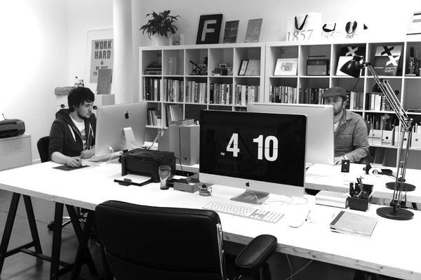 Profile Effektive® Design for Print, Screen #studio #working