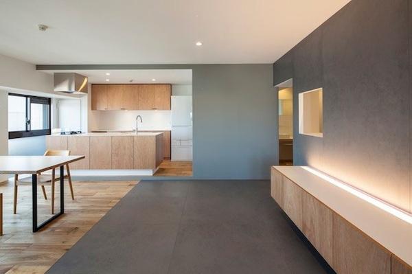 K-renovation by TOFU #modern #design #minimalism #minimal #leibal #minimalist
