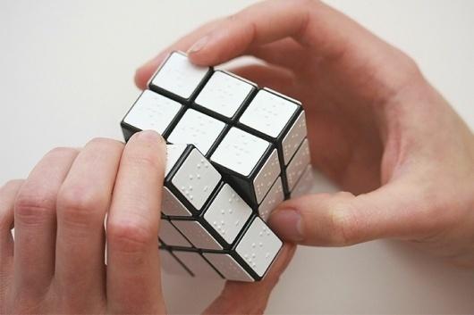 Rubiks Cube « konstantindatz.de #design #simple #product #braille #mimimal