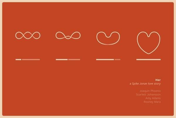 Best Illustration Movie Print Orange Minimal Images On Designspiration