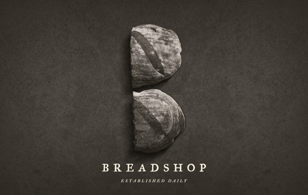 Breadshop on Behance #bread