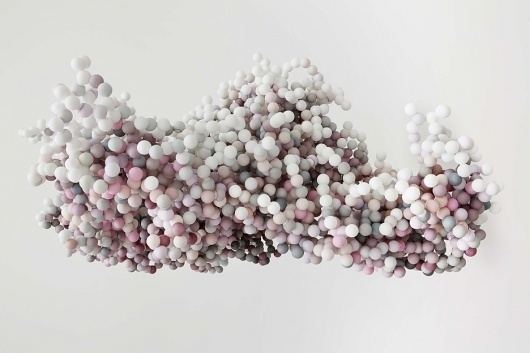 Three Dimensions : Daniel Arsham #sculpture