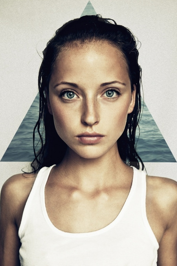 Female Portraits by Greta Tu