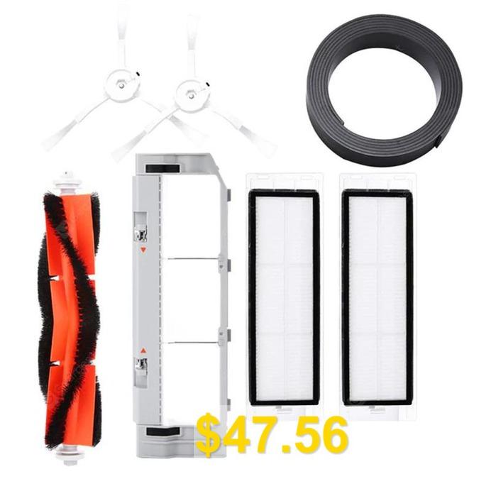 Smart #Robot #Vacuum #Cleaner #Accessories #7pcs #for #Xiaomi #- #MULTI