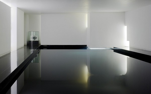 Tecas 43 residence eith futuristic interior #interior #architecture #residence #futuristic