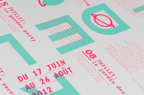 Club Gazon -www.supersuper.fr #gazon #france #design #graphic #grenoble #club