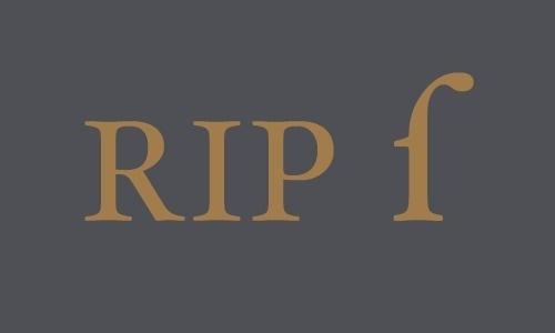 Frank Chimero #typography