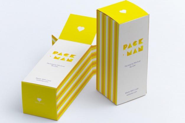 Packaging mock up design Premium Psd. See more inspiration related to Mockup, Design, Template, Box, Packaging, Web, Website, Advertising, Web design, Mock up, Templates, Website template, Boxes, Mockups, Advertising design, Up, Website design, Web template, Realistic, Real, Web templates, Mock ups, Mock and Ups on Freepik.
