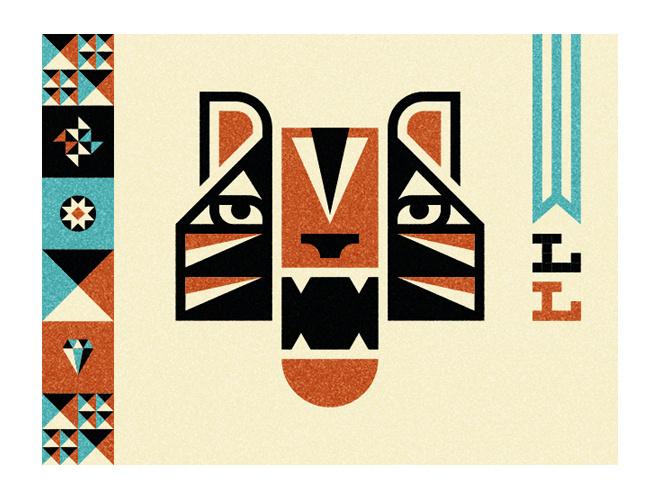 LogoLounge - Ty Wilkins #tiger
