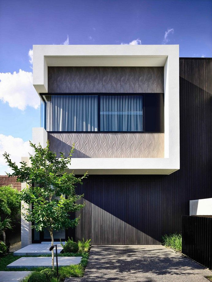 Masuto House is a Contemporary Urban Oasis that Emphasize the Feeling of Openness 1