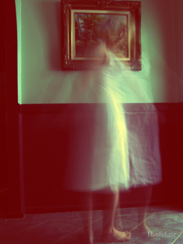 """""""GHOSTS I"""" by ThisIsEpic   Redbubble #abstract #photography #ghosts"""