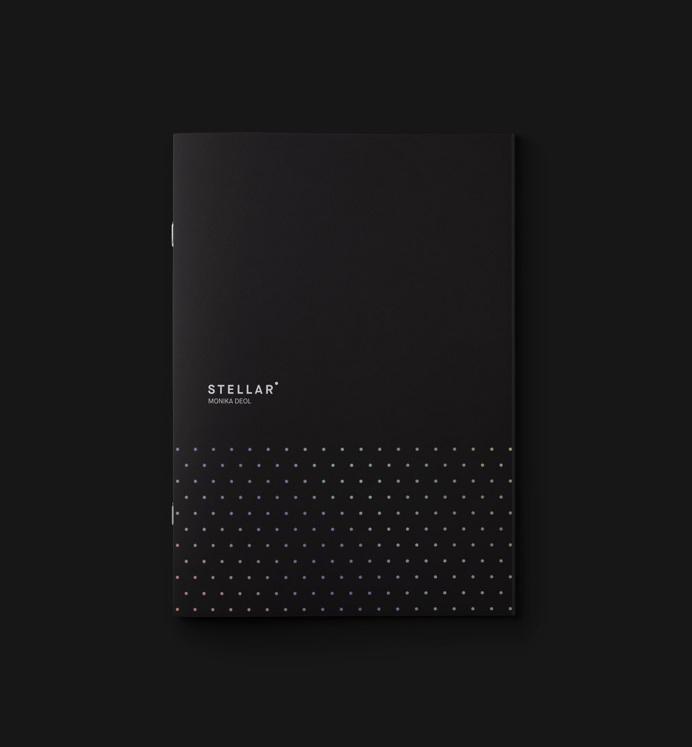 Typography, Editorial, Stellar, Bruce Mau Design, white, black