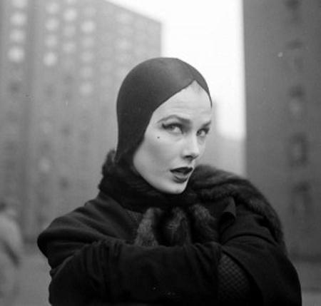 Área Visual: Nina Leen. Viaje al pasado #fashion #photography