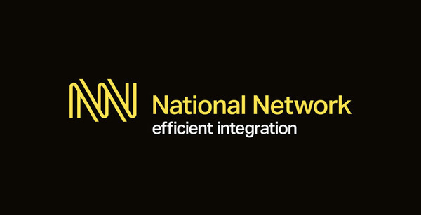 National Network #branding #design #graphic #transport #identity