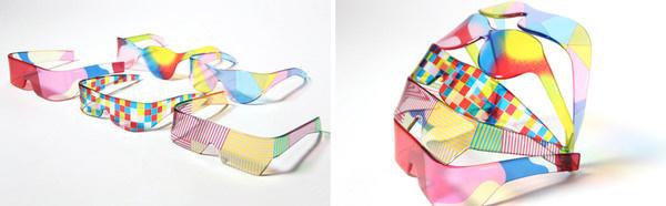 mikiya kobayashi + ryota sakae: cinderella glasses #sunglasses