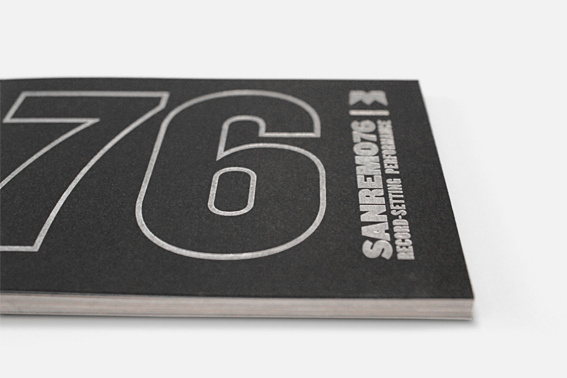 Eddy Merckx Cycles on Behance #remo #champion #merckx #victory #san #76 #cycling #booklet #milan #eddy #editorial #italy